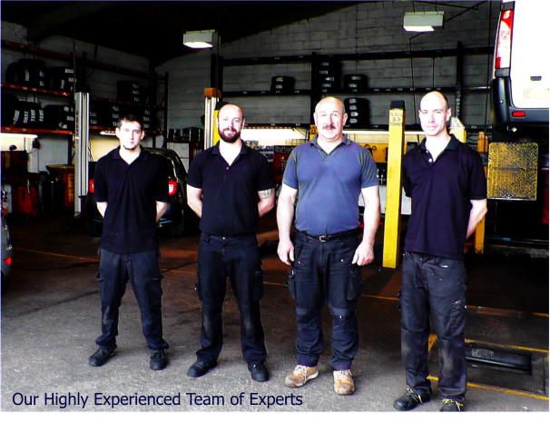 Our Highly Experienced Team of Experts